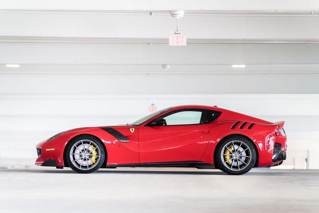 2016 Ferrari F12 Tdf Curated