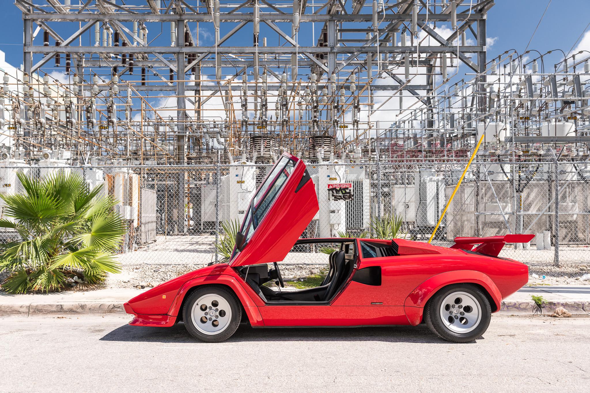Countach-cover Astounding Lamborghini Countach Built In Basement Cars Trend