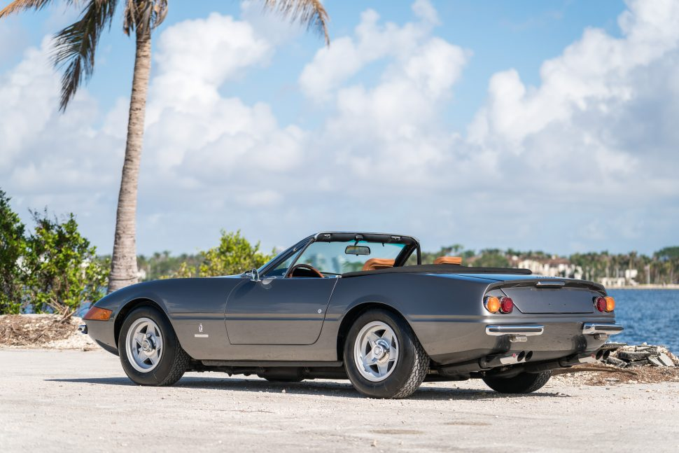 The Iconic Ferrari Daytona Spider