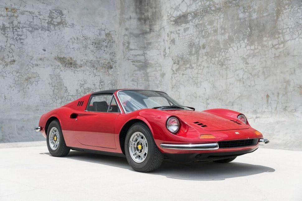 Ferrari 246 GTS Dino Survivor
