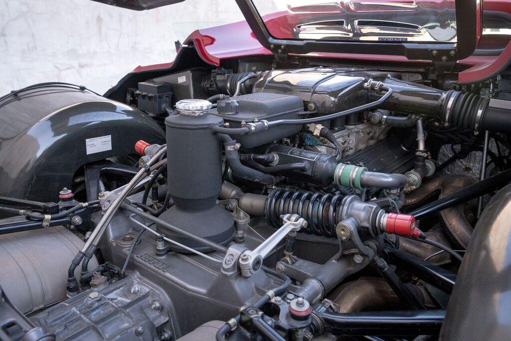 1995 Ferrari F50 Curated