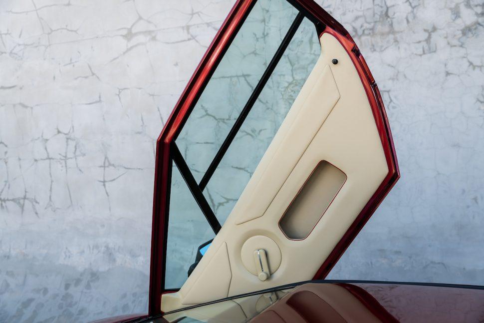 Lamborghini Countach Downdraft Rosso Speciale (52 of 58) For Sale