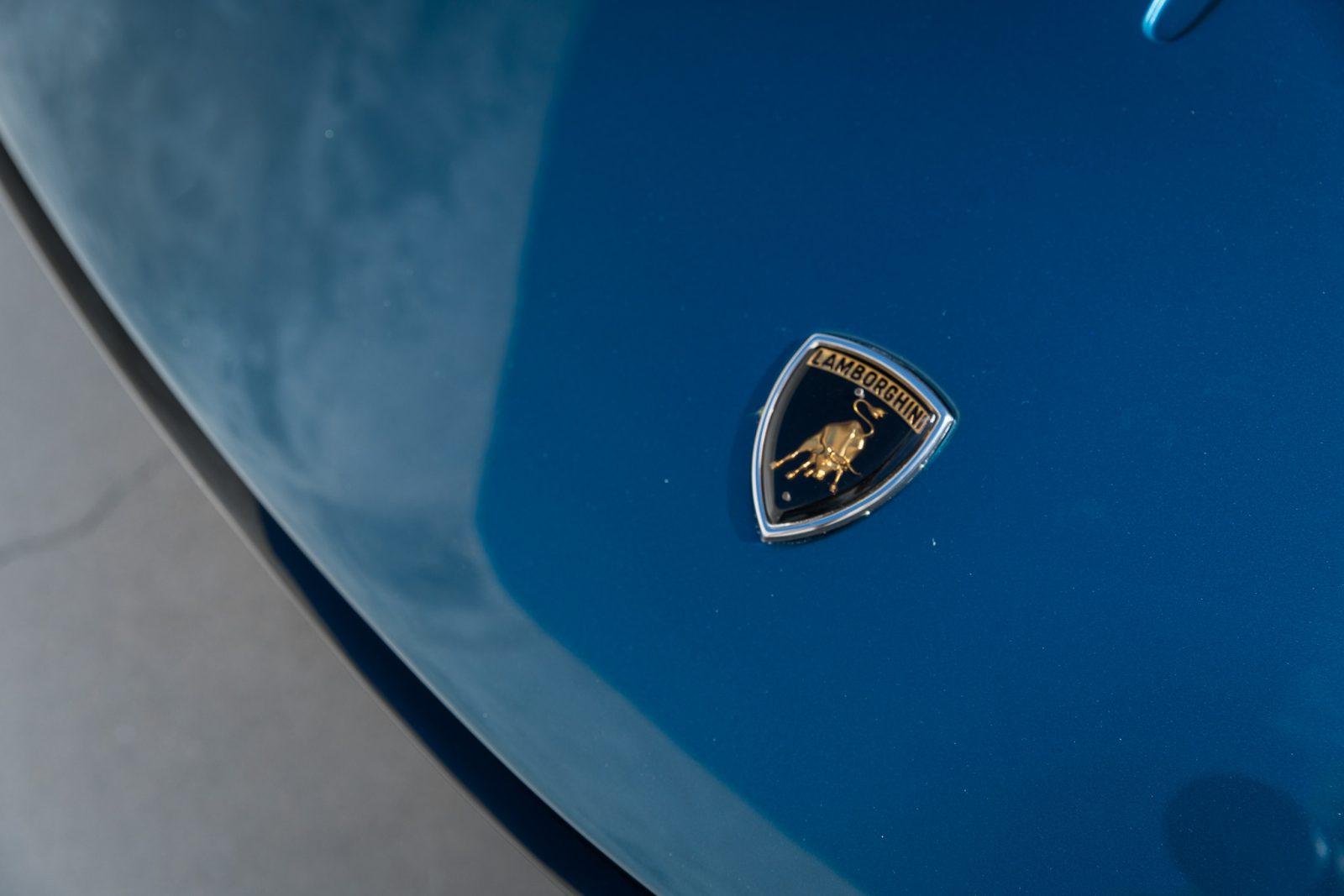 Lamborghini Miura S Blu Spettrale Metallizzato 73 Of 109 Curated