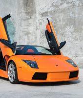 782 Mile Murcielago Roadster For Sale