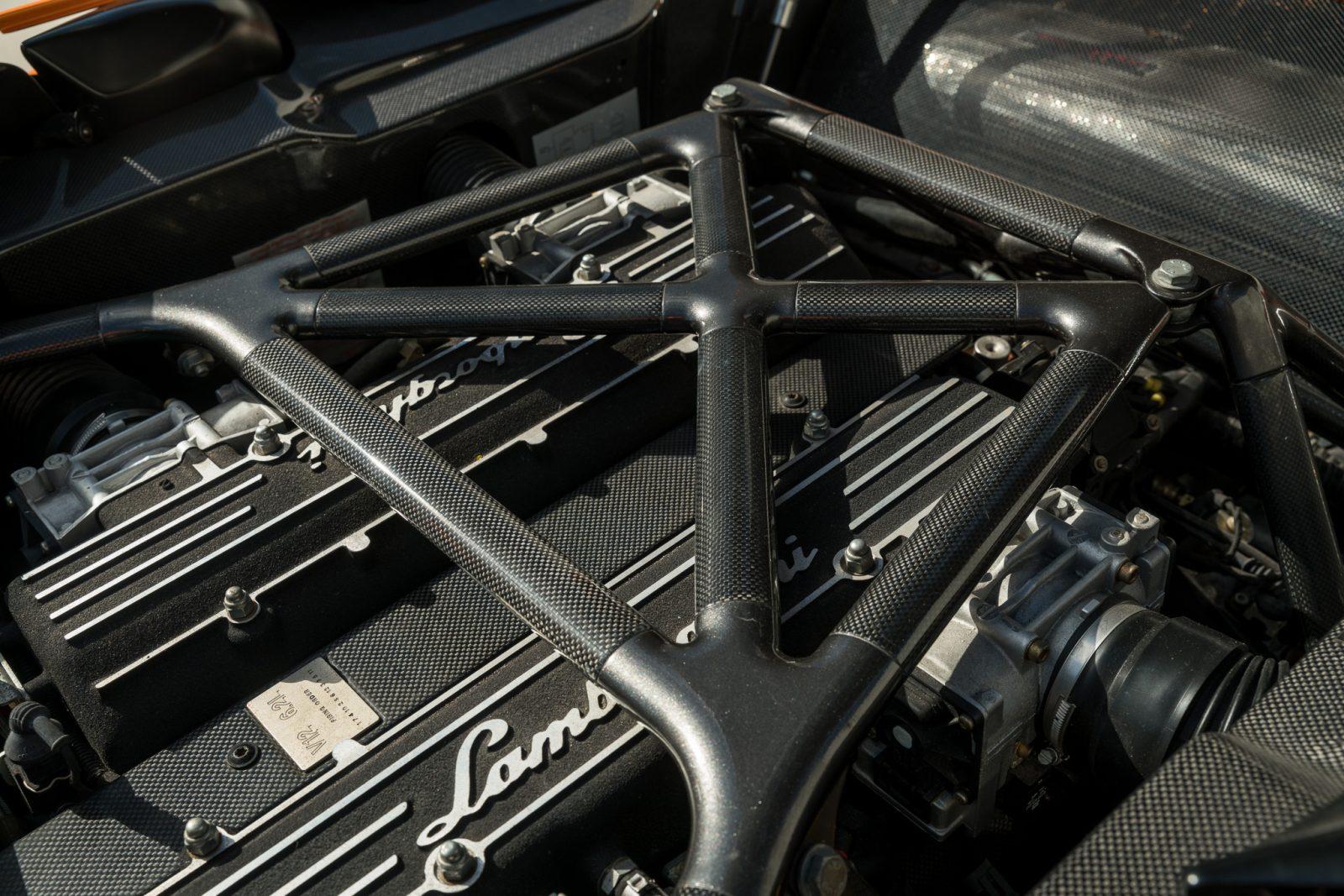 782 Mile Murcielago Roadster Curated
