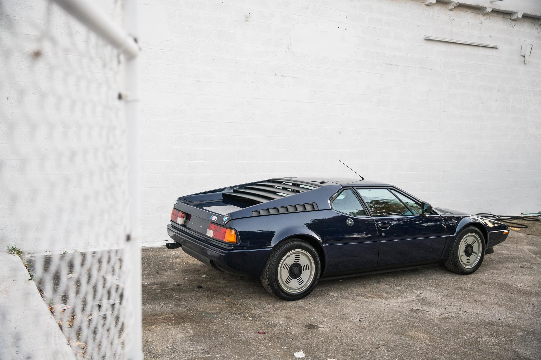 Bmw M1 Curated