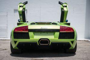 Lamborghini Lp640 Curated