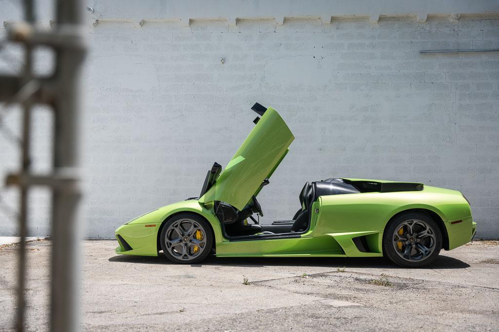 Lamborghini LP640 | Curated