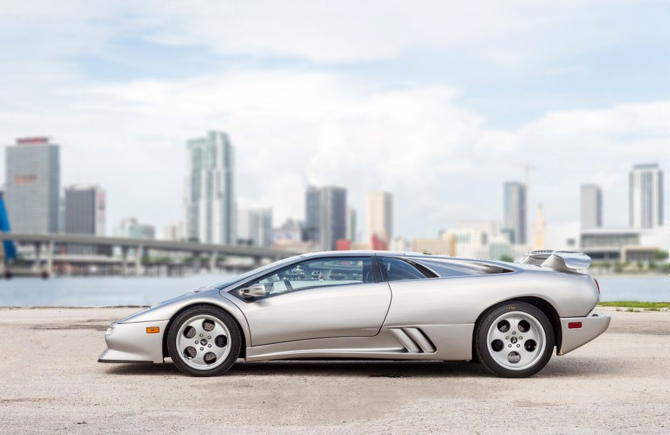 1994 Lamborghini Diablo Se30 For Sale Curated Vintage