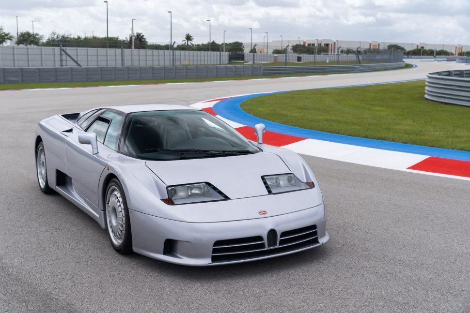 1993 Bugatti EB110GT