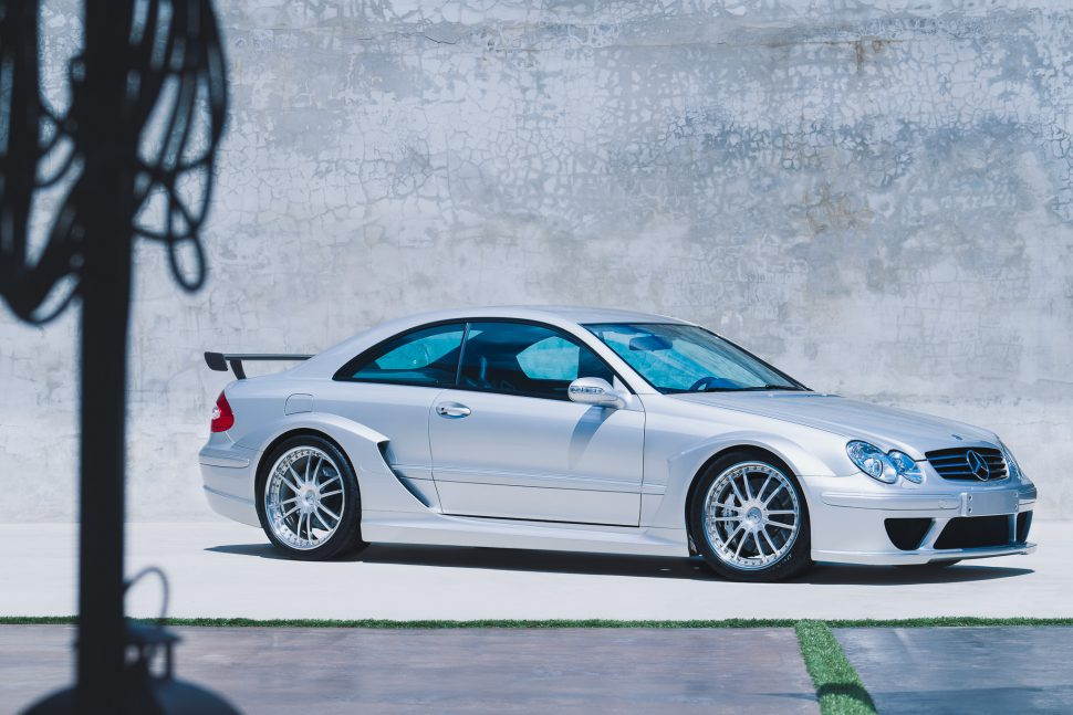 Mercedes CLK-DTM
