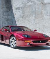 Ferrari 512M (Burgundy)-7967 For Sale