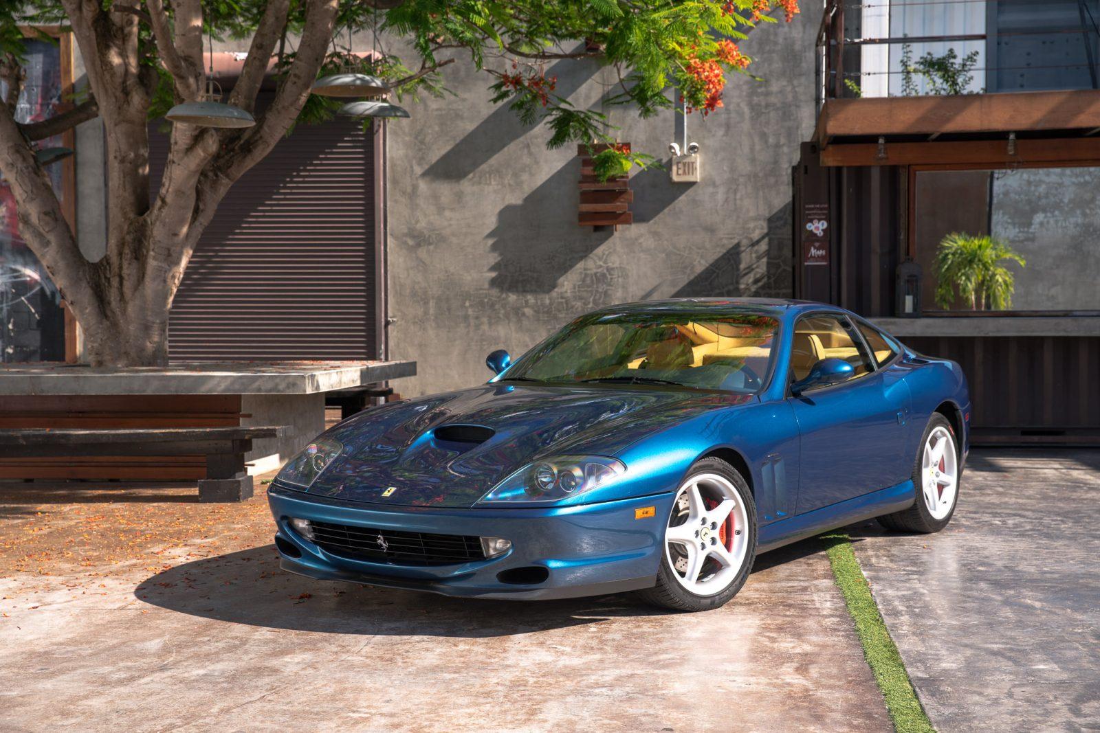 1998 Ferrari 550 Maranello For Sale   Curated   Vintage ...