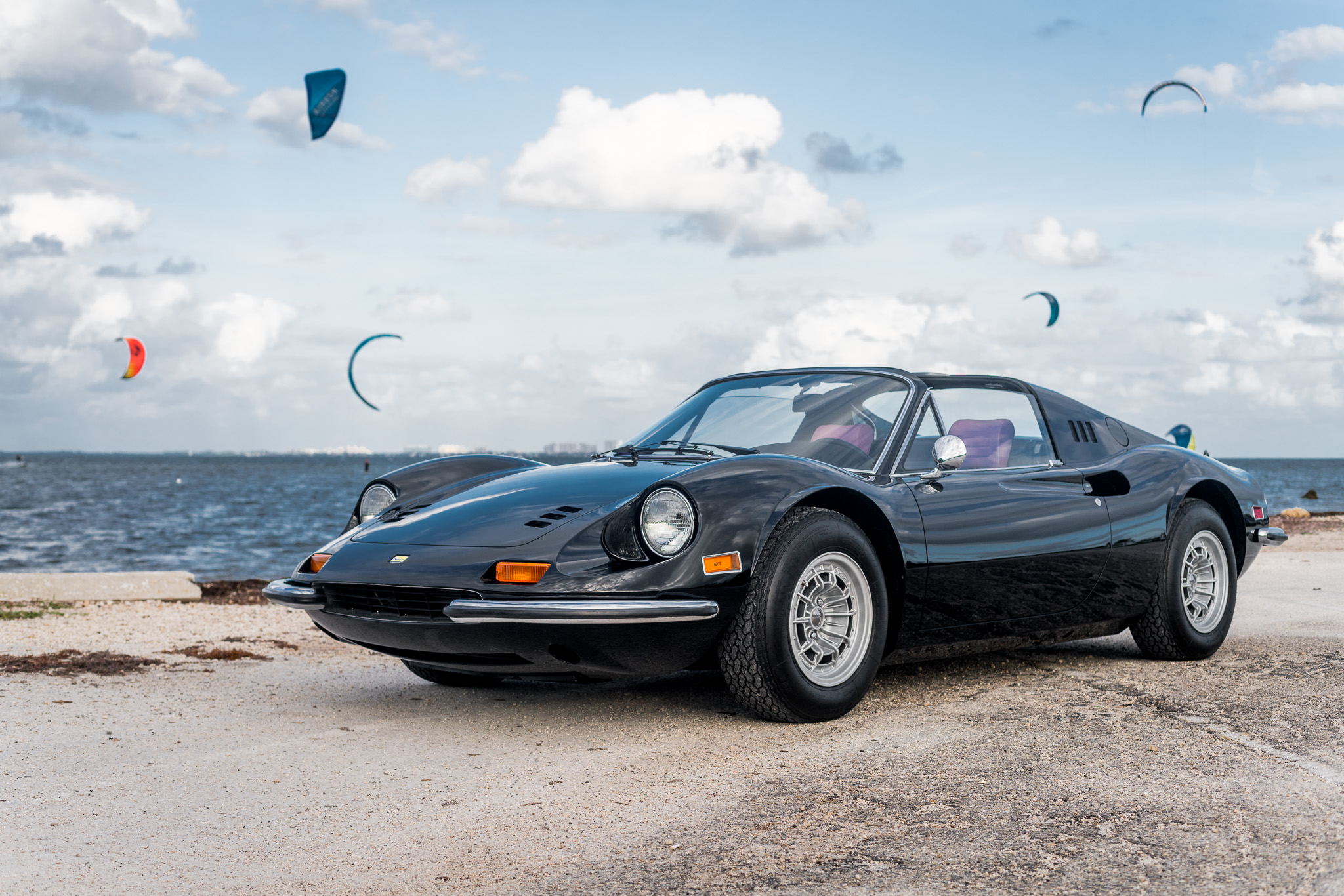 1972 Ferrari 246 Gts Dino For Sale Curated Vintage Classic Supercars