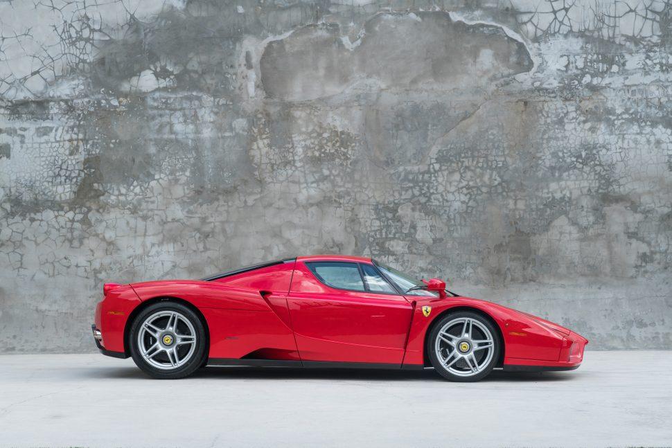 2004 ferrari enzo for sale curated vintage \u0026 classic supercars