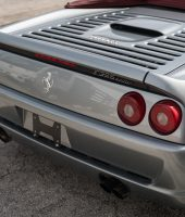 Ferrari F355 Spyder 6-Spd Silver (9 of 25) For Sale