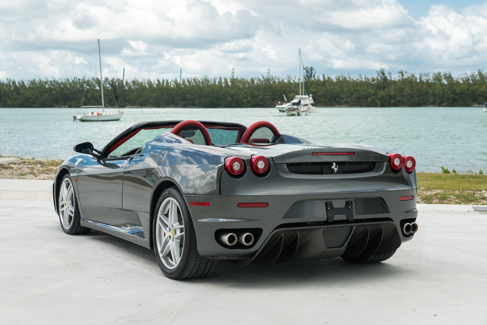 2006 Ferrari F430 Spider For Sale Curated Vintage Classic Supercars