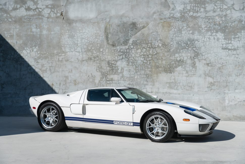 2005 Ford Gt For Sale Curated Vintage Classic Supercars