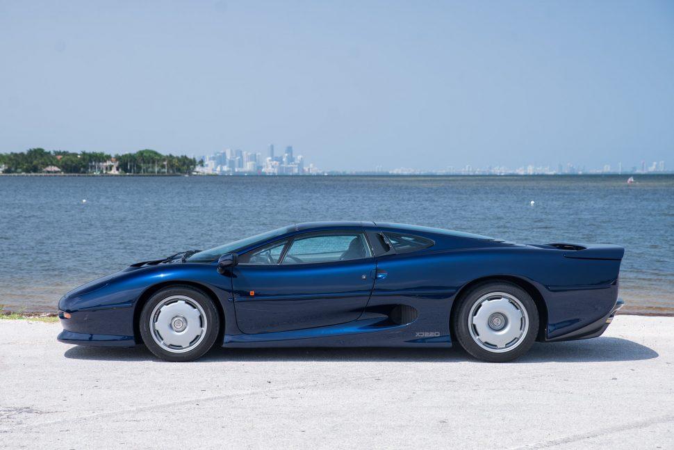 Jaguar Xj220 For Sale >> 1994 Jaguar Xj220 For Sale Curated Vintage Classic