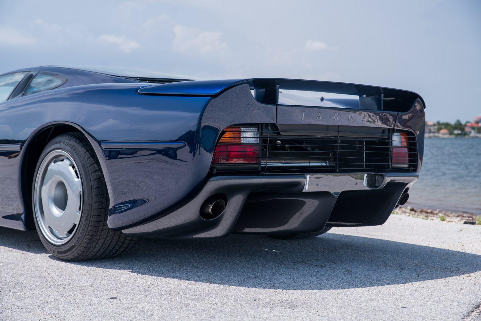 Jaguar Xj220 For Sale >> Jaguar Xj220 Blue 8 Curated