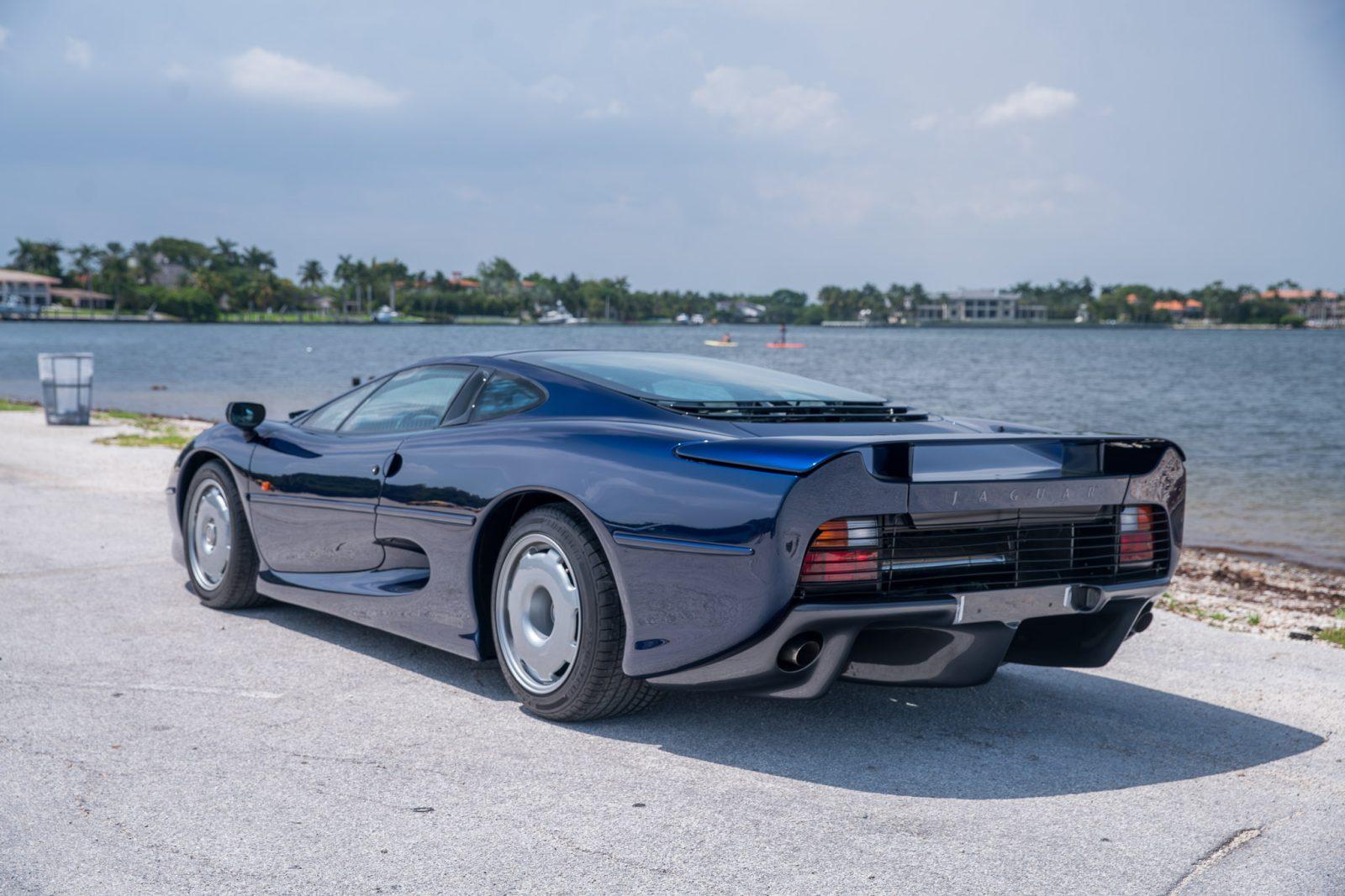 Jaguar Xj220 For Sale >> Jaguar Xj220 Blue 9 Curated