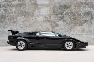 Lamborghini 25th Anniversary For Sale Curated Vintage Classic