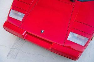 1989 Lamborghini Countach 25th Anniversary For Sale