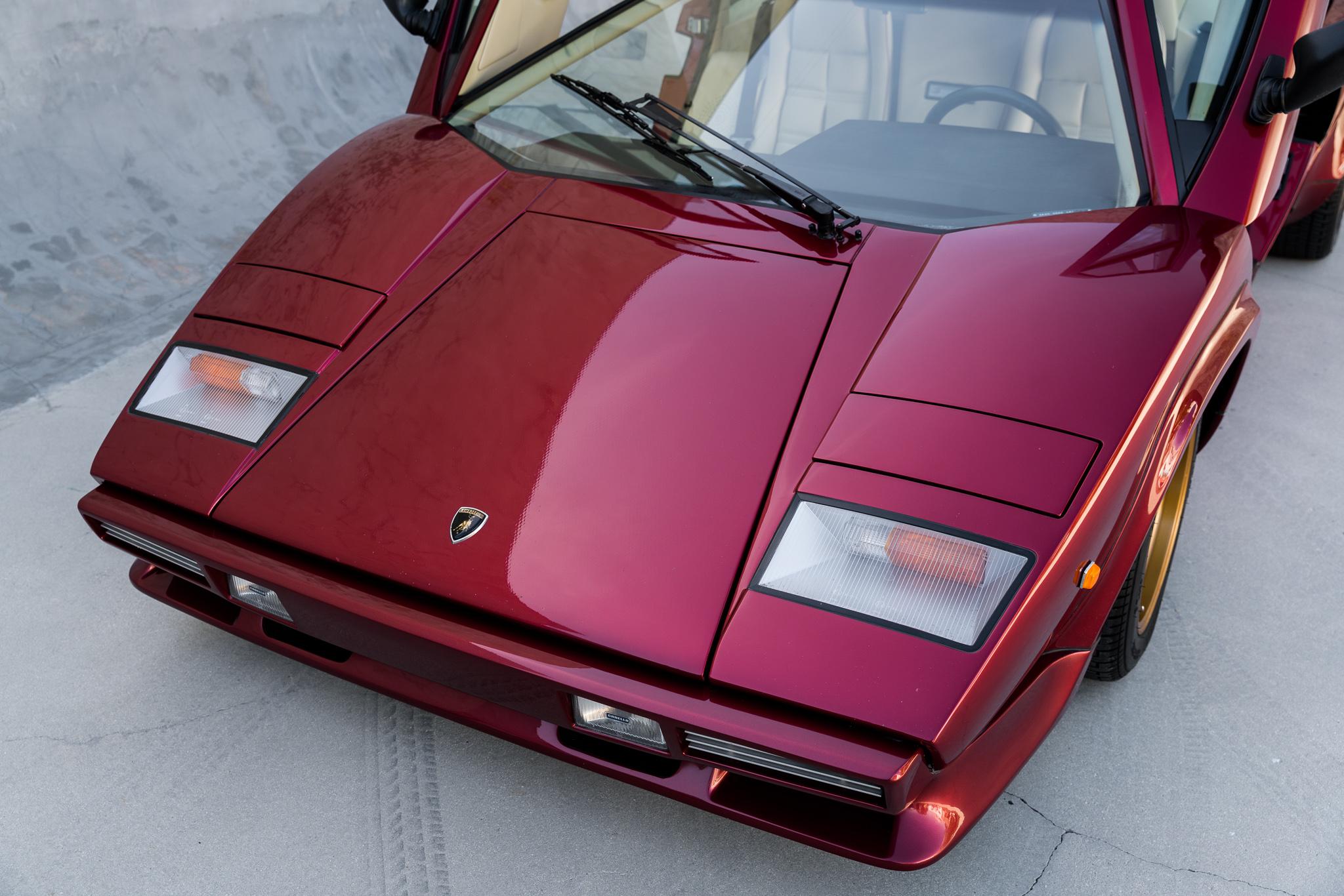 Countach LP500 Quattrovalvole.lp500qv138 - HR image at ...  |Lamborghini Countach Reverse