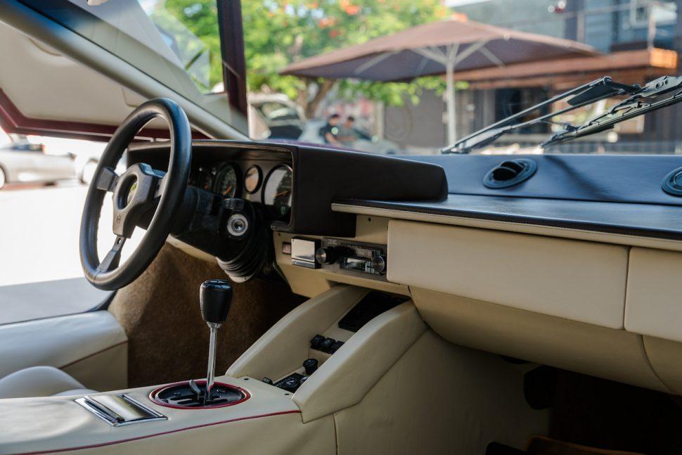 1986 Lamborghini Countach Downdraft Speciale For Sale