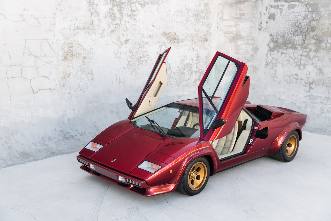 1986 Lamborghini Countach Downdraft Speciale For Sale Curated