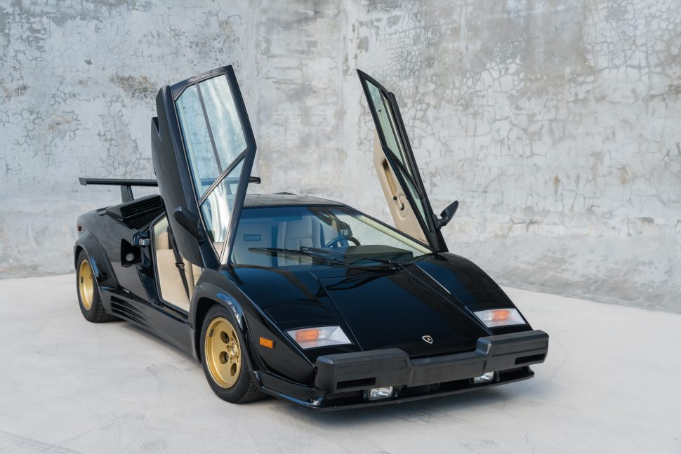 1988 Lamborghini Countach 5000 Fuel Injected For Sale Curated