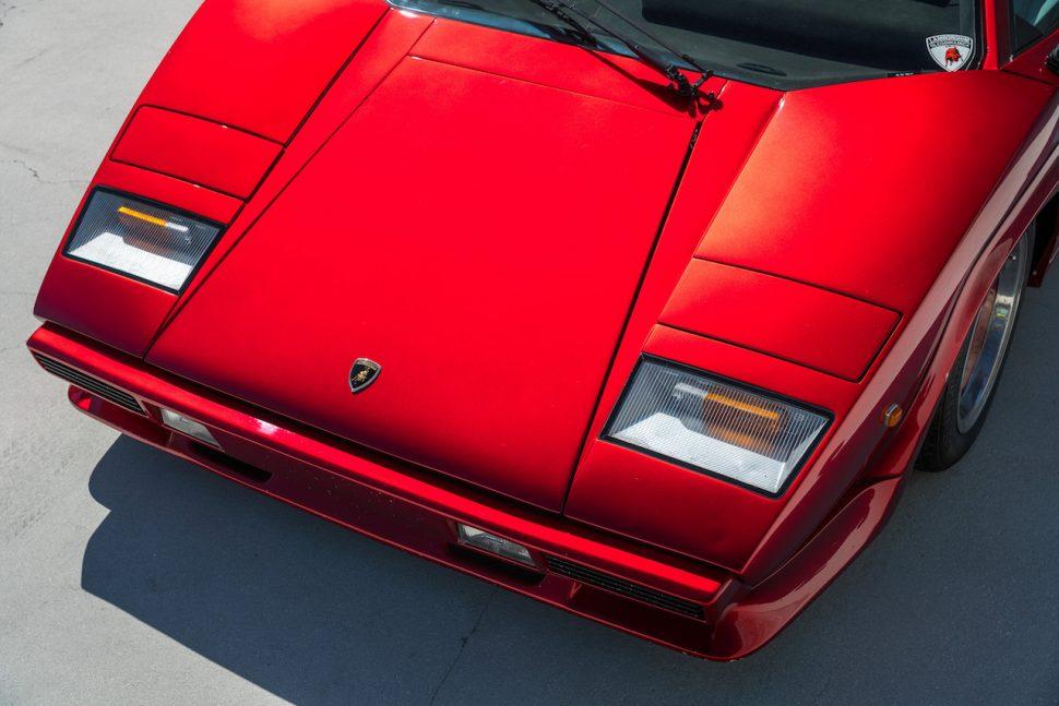 1980 Lamborghini Countach LP400 S Turbo For Sale