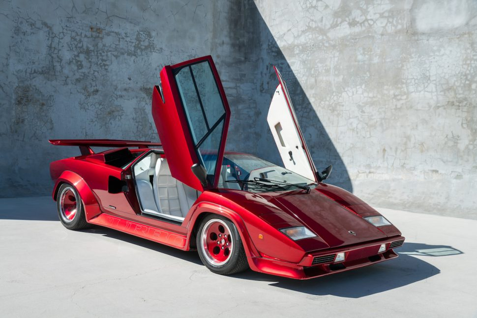 1980 Lamborghini Countach LP400 S Turbo For Sale