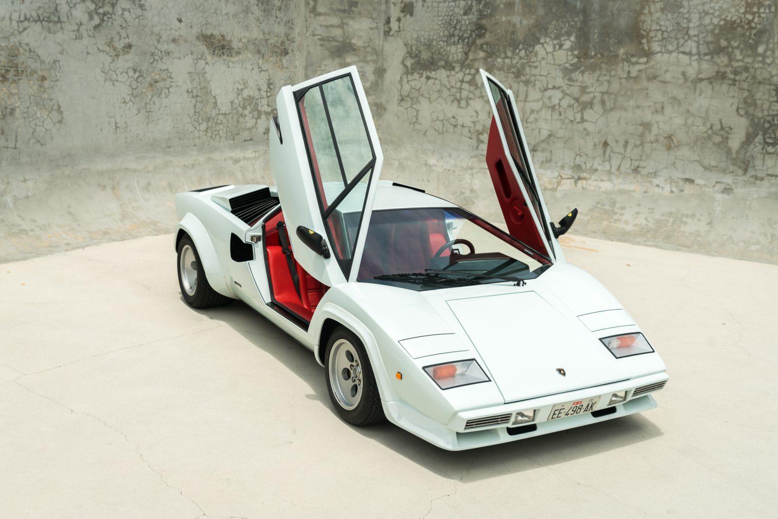 1985 Lamborghini Countach Downdraft For Sale Curated C