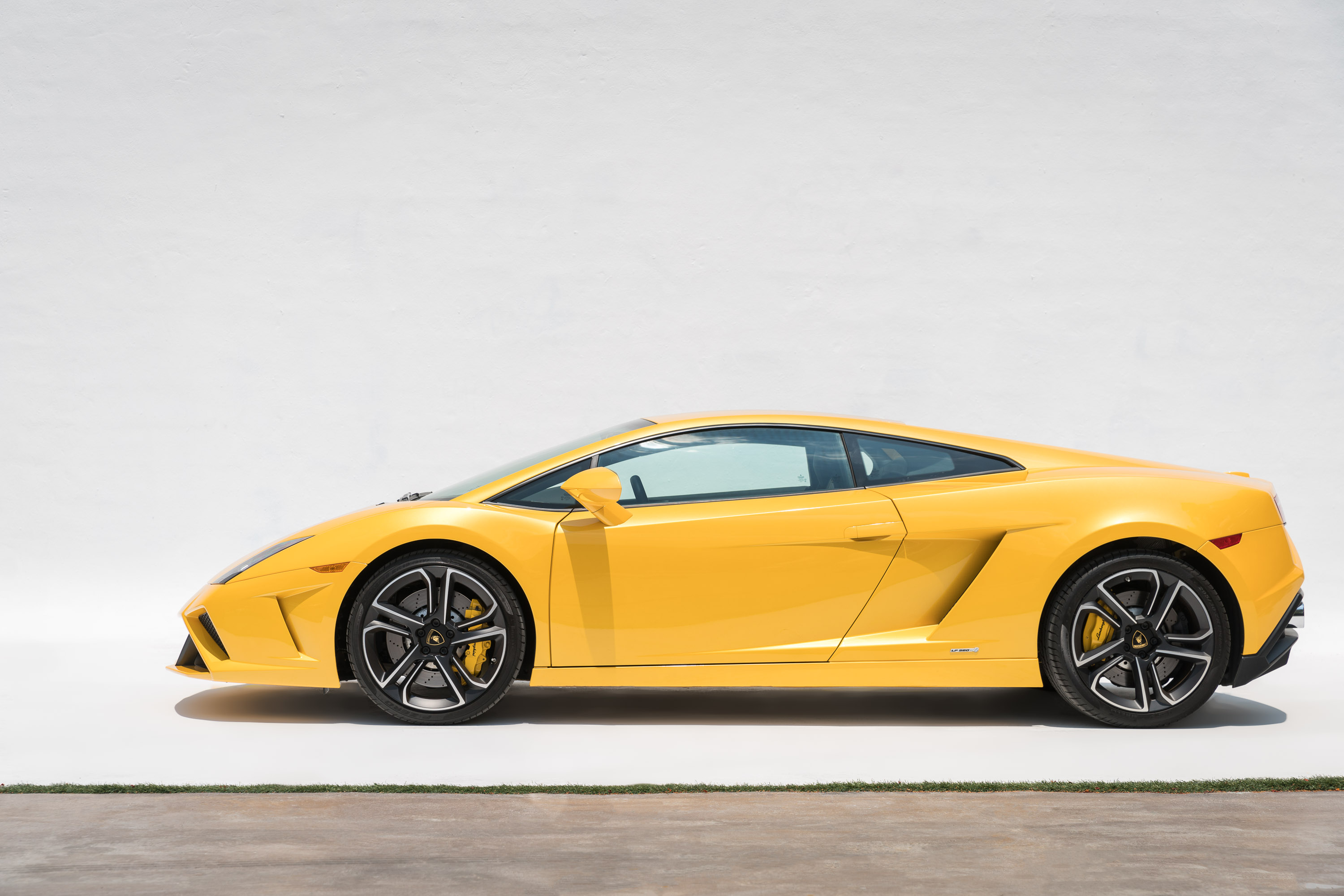 One Off Lamborghini 6 Speed Manual Curated