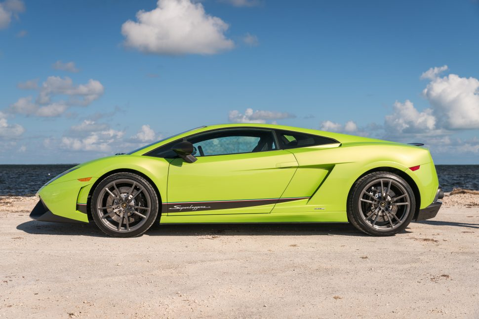 2011 Lamborghini LP570 Superleggera