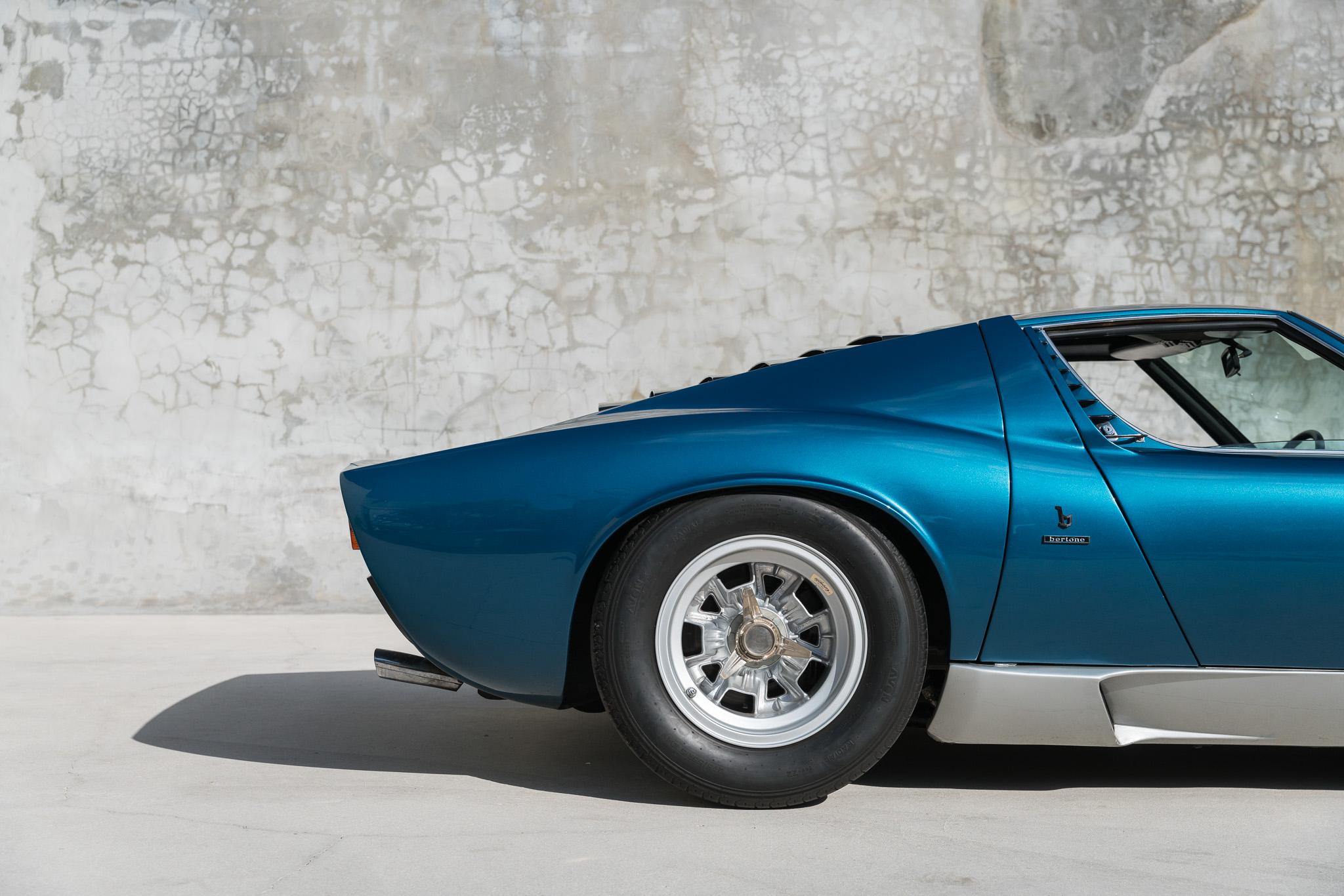 Lamborghini Miura S For Sale Curated Vintage Classic Supercars