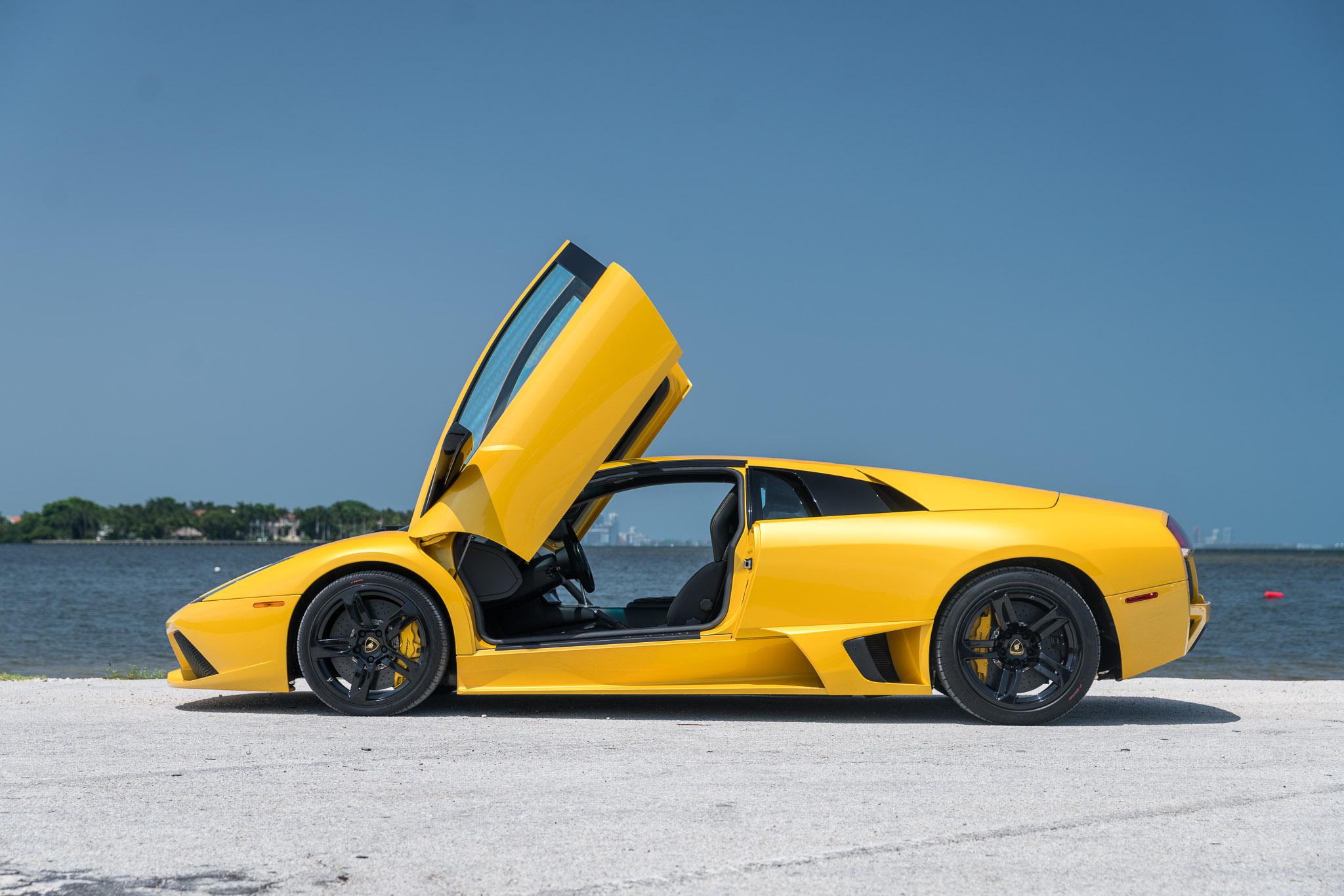 2008 Lamborghini Murcielago Lp640 Coupe For Sale Curated Vintage Supercars