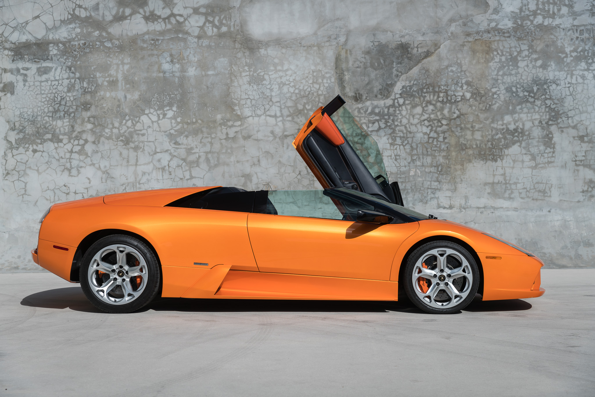 782 Mile Murcielago Roadster For Sale Curated Vintage Classic