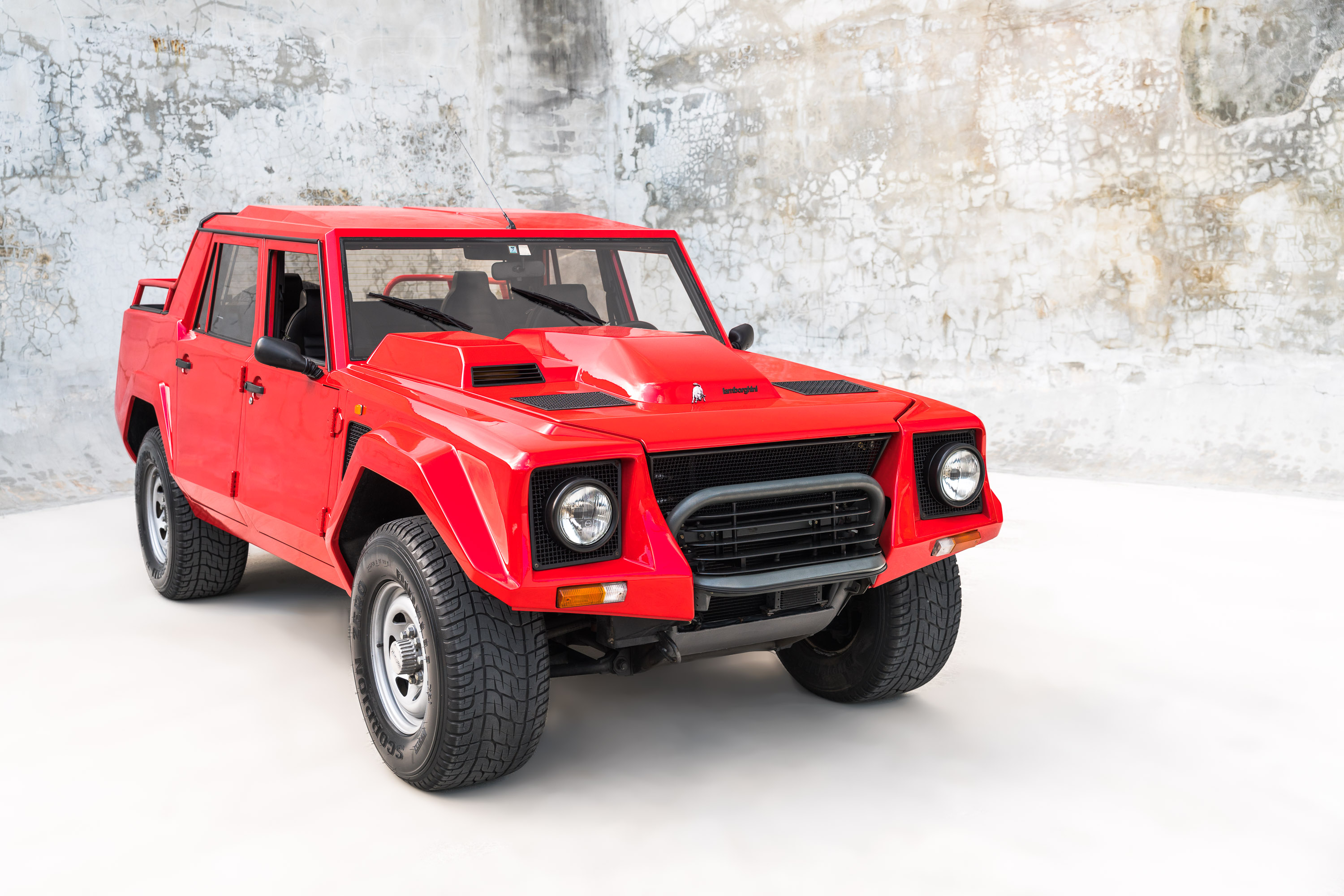 1989 Lamborghini Lm002 Downdraft For Sale Curated
