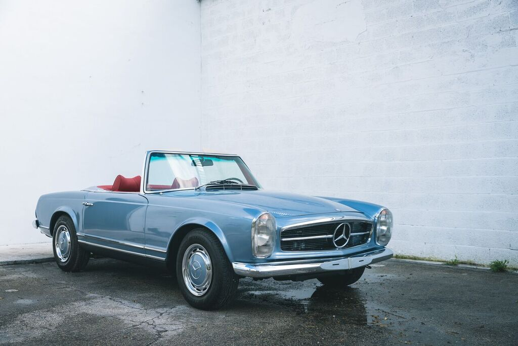 1970 Mercedes Benz 280sl For Sale Curated Vintage Classic