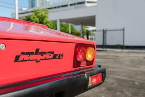 1988 Lamborghini Jalpa 3.5 For Sale