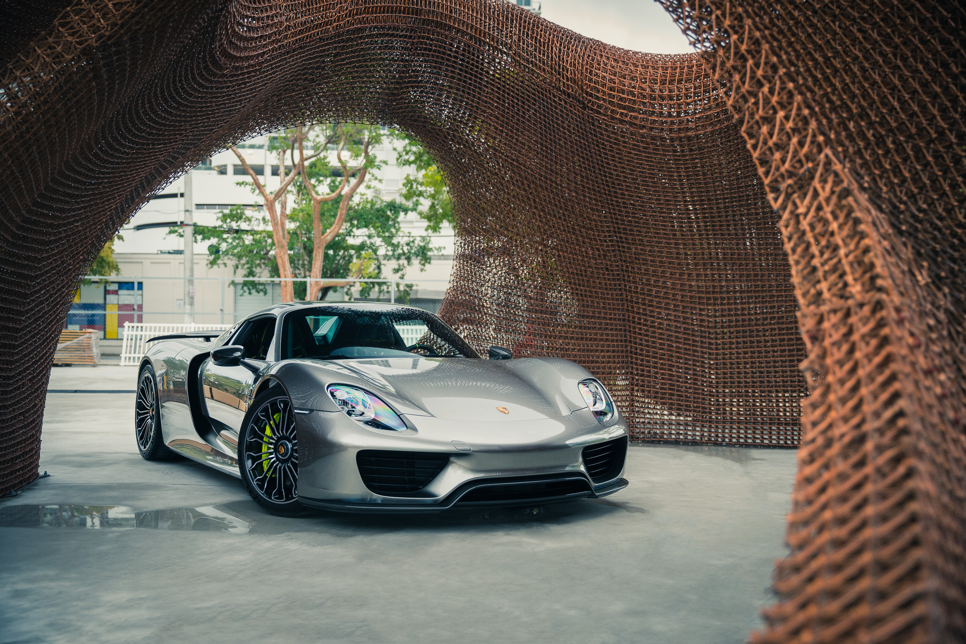 2015 Porsche 918 Spyder For Sale Curated Vintage