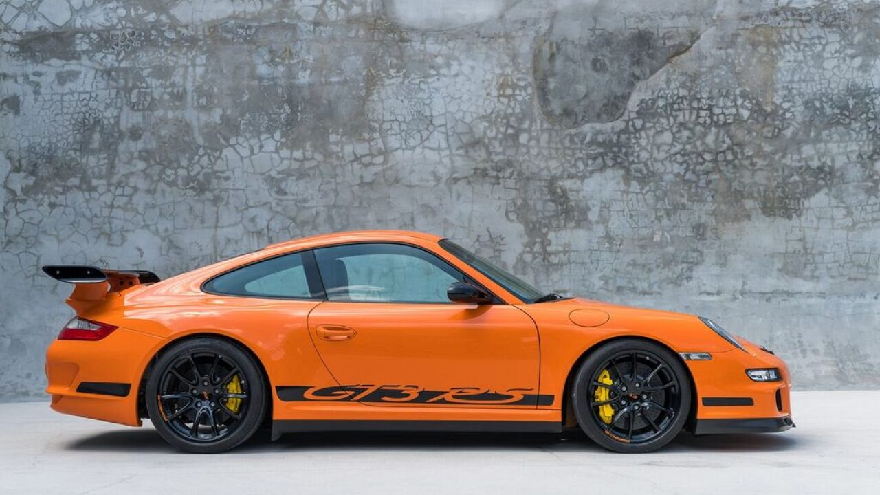 Porsche Gt3rs For Sale Curated Vintage Classic Supercars