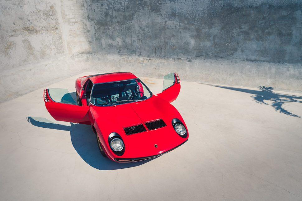 1972 Lamborghini Miura SV For Sale