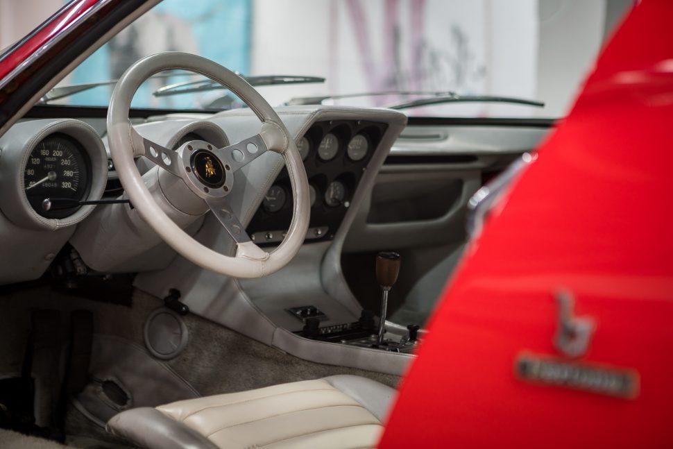 1967 Lamborghini Miura S For Sale